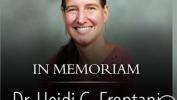 SGA honors Heidi Frontani